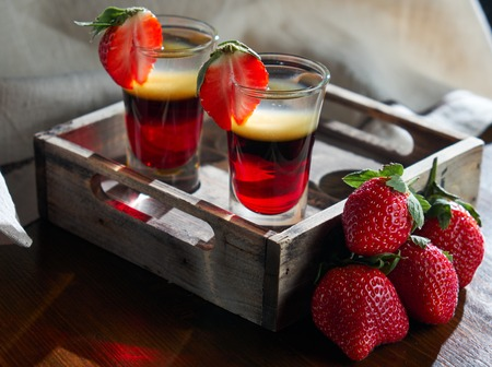 Cocktail glass bar