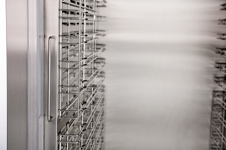Industrial refrigerator for cafes and restaurants detached 写真素材