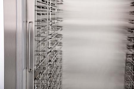 Industrial refrigerator for cafes and restaurants detached Standard-Bild