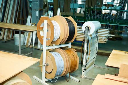 lamination of doors, drawing veneer, production of interior and metal doors