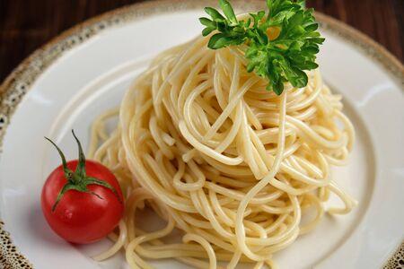 Spaghetti. catering menu
