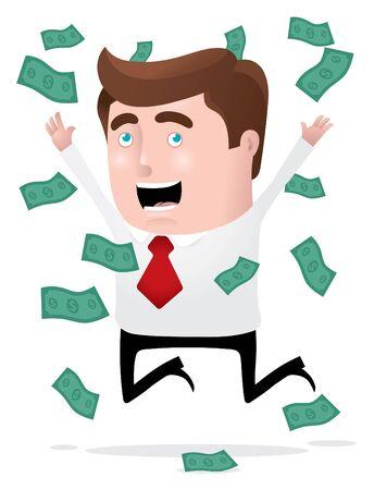 I Am Rich! Stock Vector - 9590939
