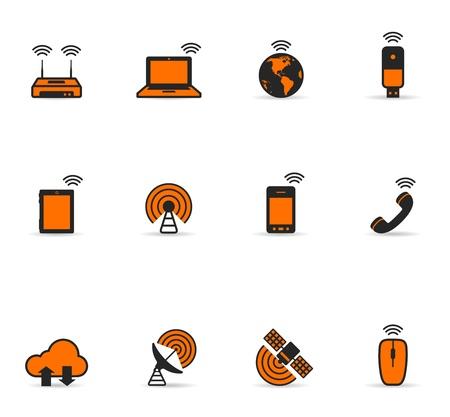 Duotone Icons - Wireless World