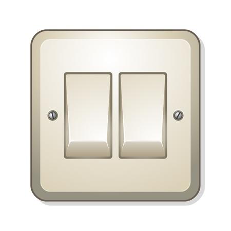 clack: Illustration of switch   Illustration