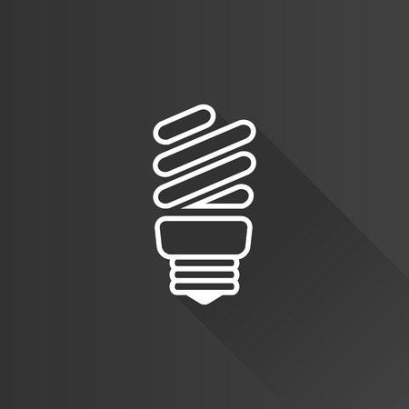website: Light bulb icon in Metro user interface color style. light environment friendly