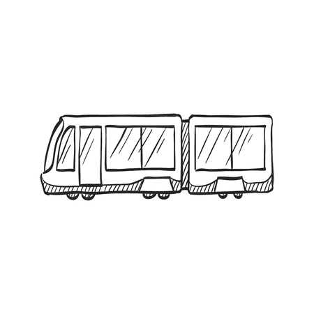 72742744 tram icon in doodle sketch lines metro urban public transport?ver\=6 fuse box bug ore tramming,box \u2022 edmiracle co  at aneh.co