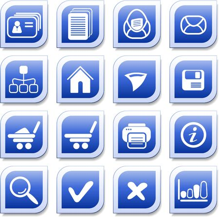 miscellaneous: Miscellaneous vector web icons