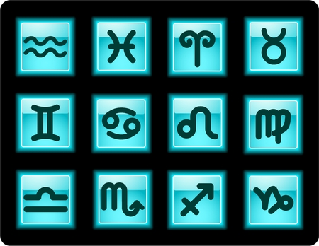 Zodiac  iconset