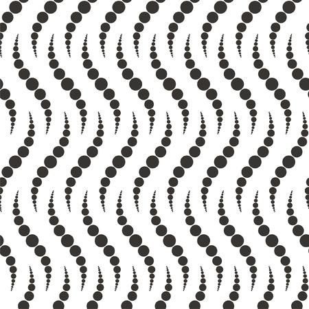 Vector illustration of seamless abstract pattern Illustration