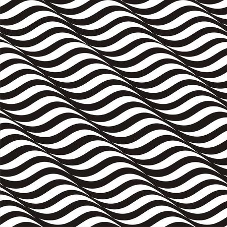 illustratie van naadloze abstracte patroon