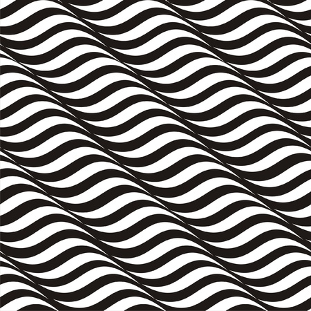 illustration of seamless abstract pattern  Illustration