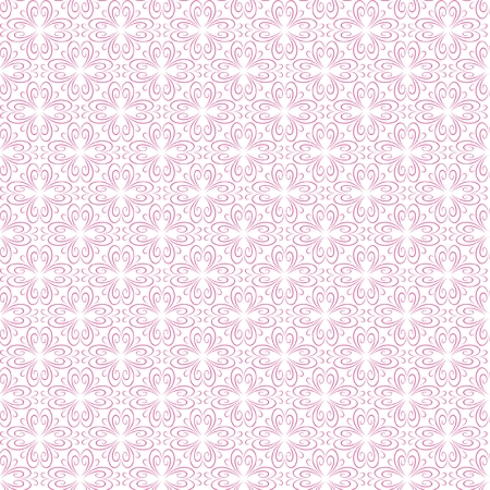 illustration of seamless delicate pattern Stock Vector - 22577358