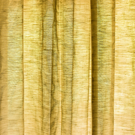 Green brown curtain background