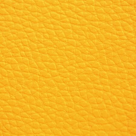 Yellow leather pattern and background