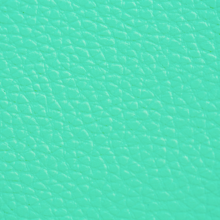 Green leather pattern background