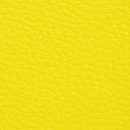 Yellow leather background Stockfoto