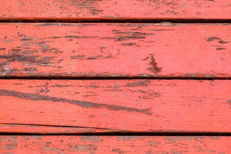 old red wooden floor background Imagens - 131768685