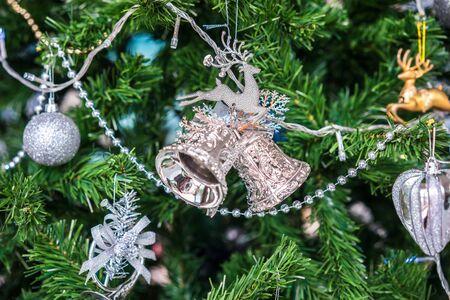 Christmas ornament decor Imagens - 133454227
