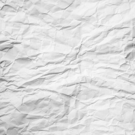 Wrinkled paper background 写真素材