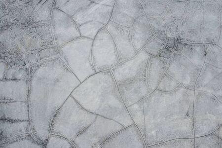 Cracked concrete wall background Stok Fotoğraf