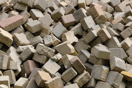 wreck: Wreck blocks pile
