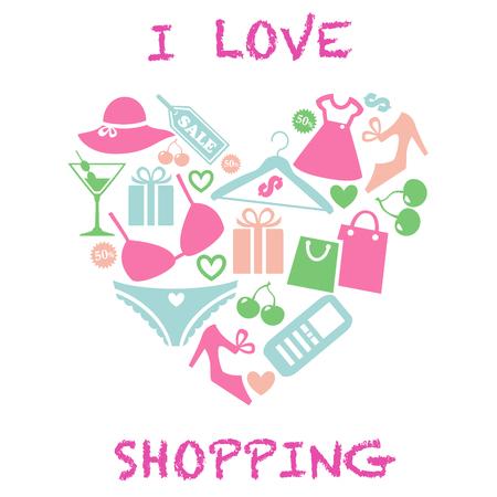 calcanhares: Eu adoro fazer compras