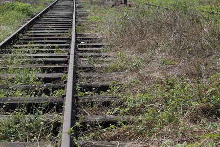 wood railways: old railway