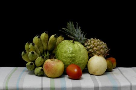 fruit set still life style