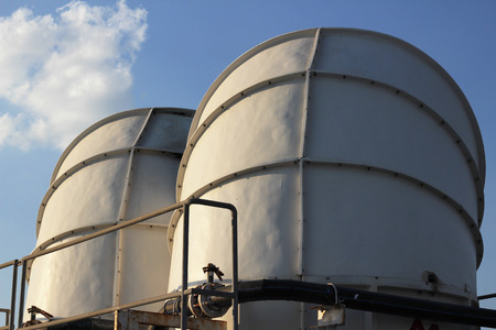 cooling: cooling tower system
