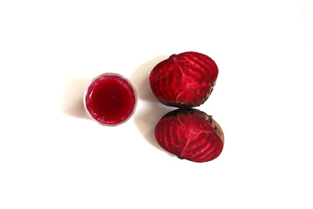 frescura: jugo de remolacha frescura Foto de archivo