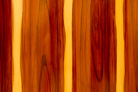 caused: Painted wood caused by natural Stock Photo