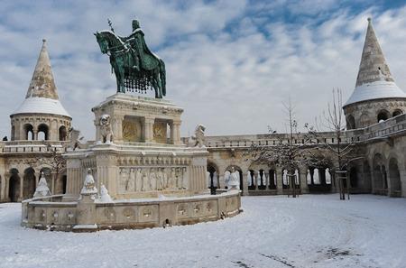 halaszbastya: Budapest, Pescatore
