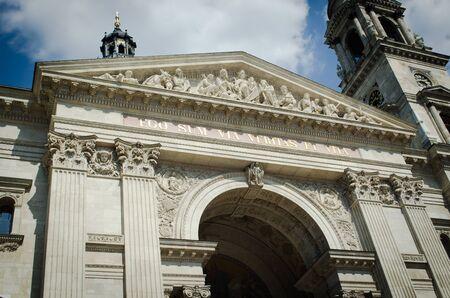 St Stephen's Basilica St. Stephen's Basilica - Budapest, Hungary