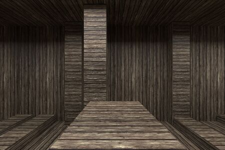 3d rendering of backgrounds abstract. 3d illustration of simple Geometric Zdjęcie Seryjne