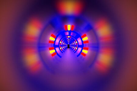 3d rendering of backgrounds abstract. 3d illustration of simple Geometric Stockfoto