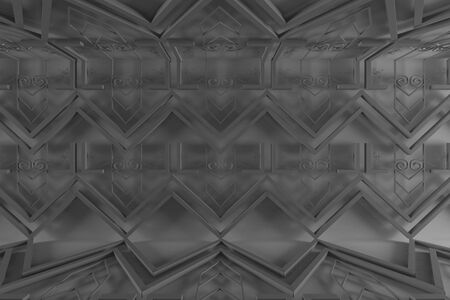 3d rendering of backgrounds abstract. 3d illustration of simple Geometric Stockfoto - 138470871