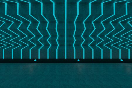 3d rendering of backgrounds abstract. 3d illustration of simple Geometric Stockfoto - 138471200
