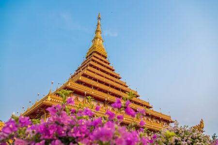wang: Nong Wang temple Khon Kaen,Thailand.