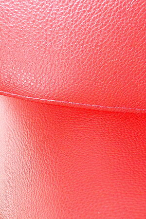 red animal: Abstract red leather background texture