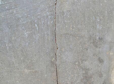 cracked concrete photo