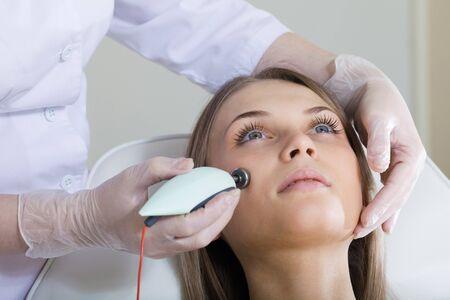 beauty treatment clinic: beauty salon series