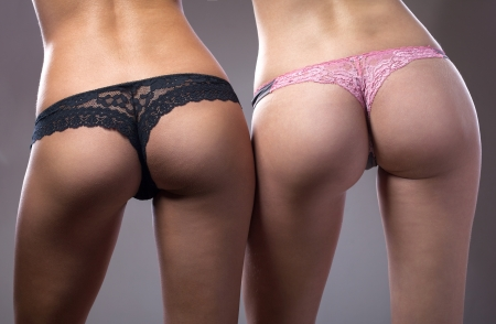 nude ass: sexy butt girls in underwear