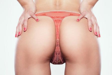 filles sexy en sous-vêtements Banque d'images