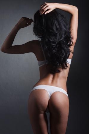 sexy butt girls in underwear