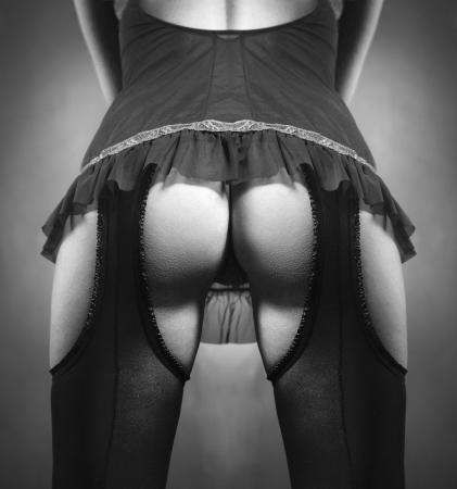 filles sexy en sous-v?tements en bout