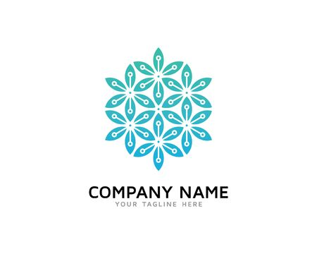 Digital Eco Technology Logo