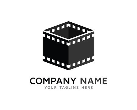 Media Film Box Logo