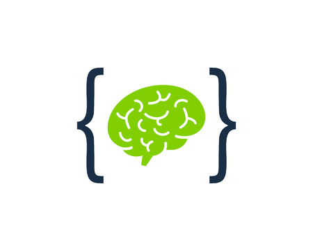 Mind Code Icon Design