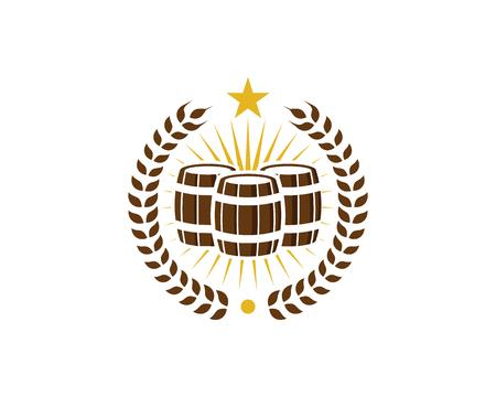 Beer Logo Icon Design