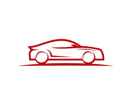 Automotive Logo Icon Design